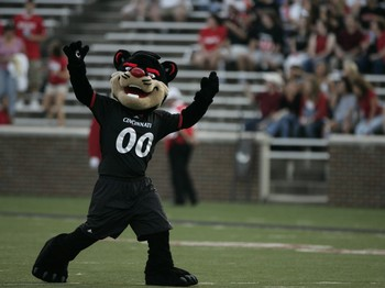 finest selection 7cb28 b67f1 cincinnati bearcat