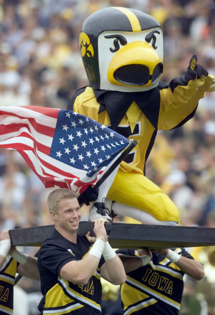 herky on high
