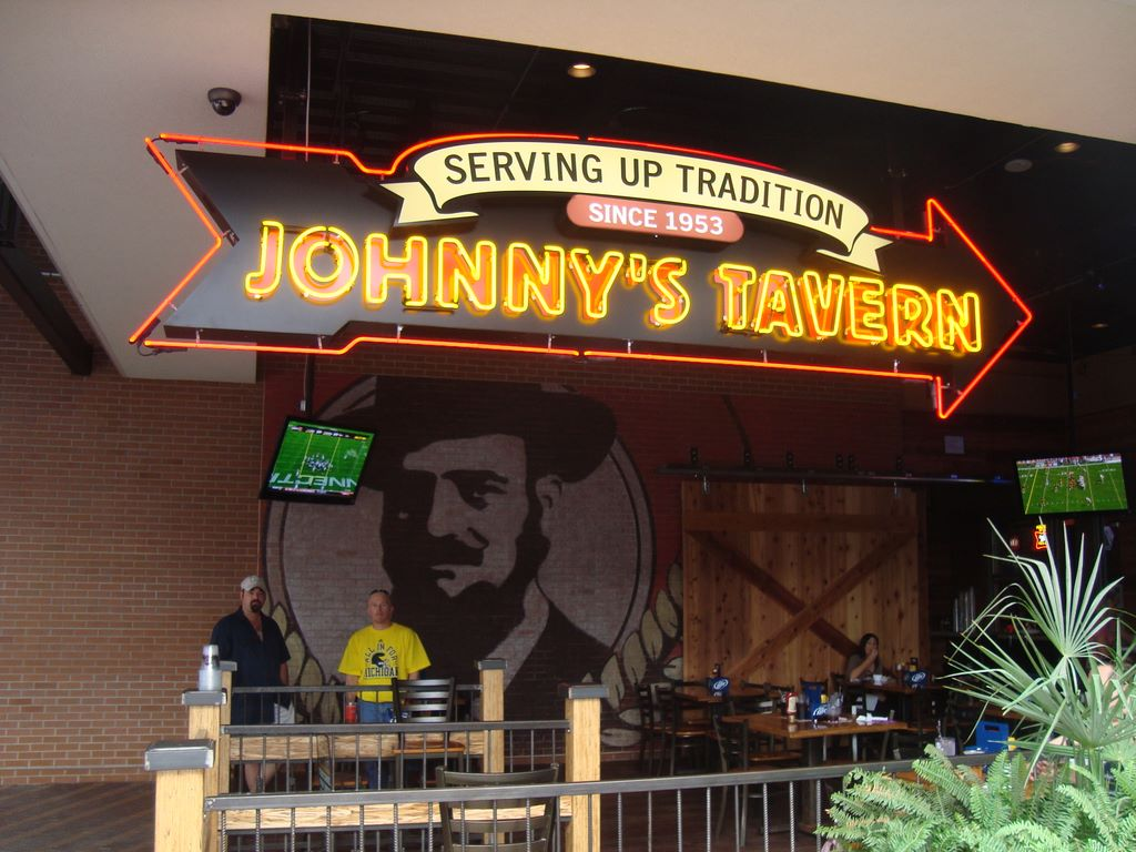 Johnny's Tavern Patio