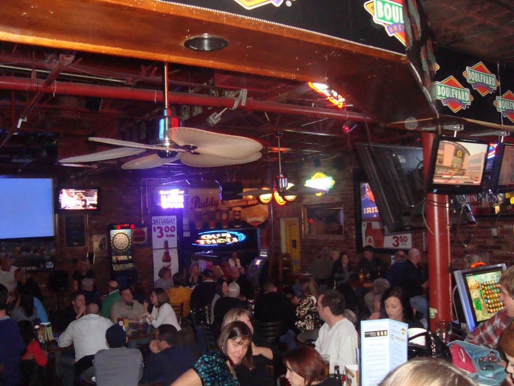 Paddy O'Quigley's good times