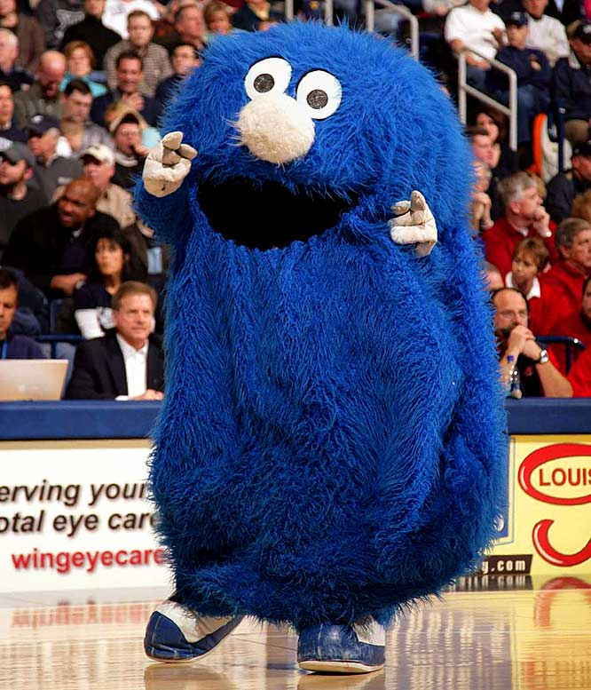 The 10 Best College Mascots