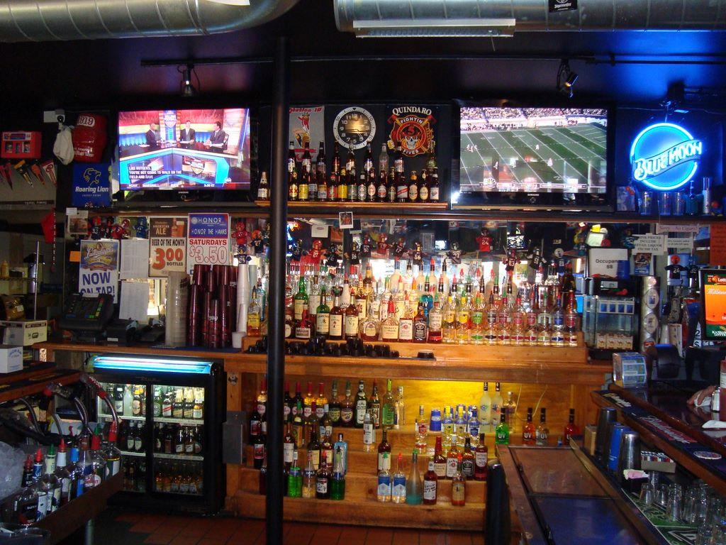 Jaywalkers Bar Drinks