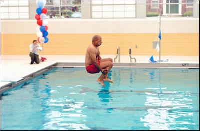 Jeremy Wolfert's Winning Dive
