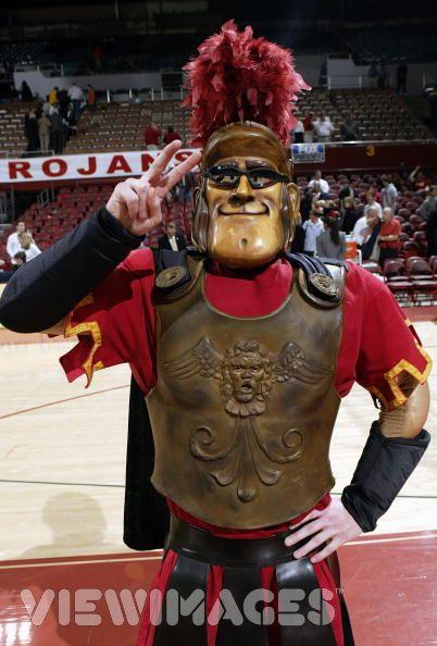 Tommy Trojan Mascot