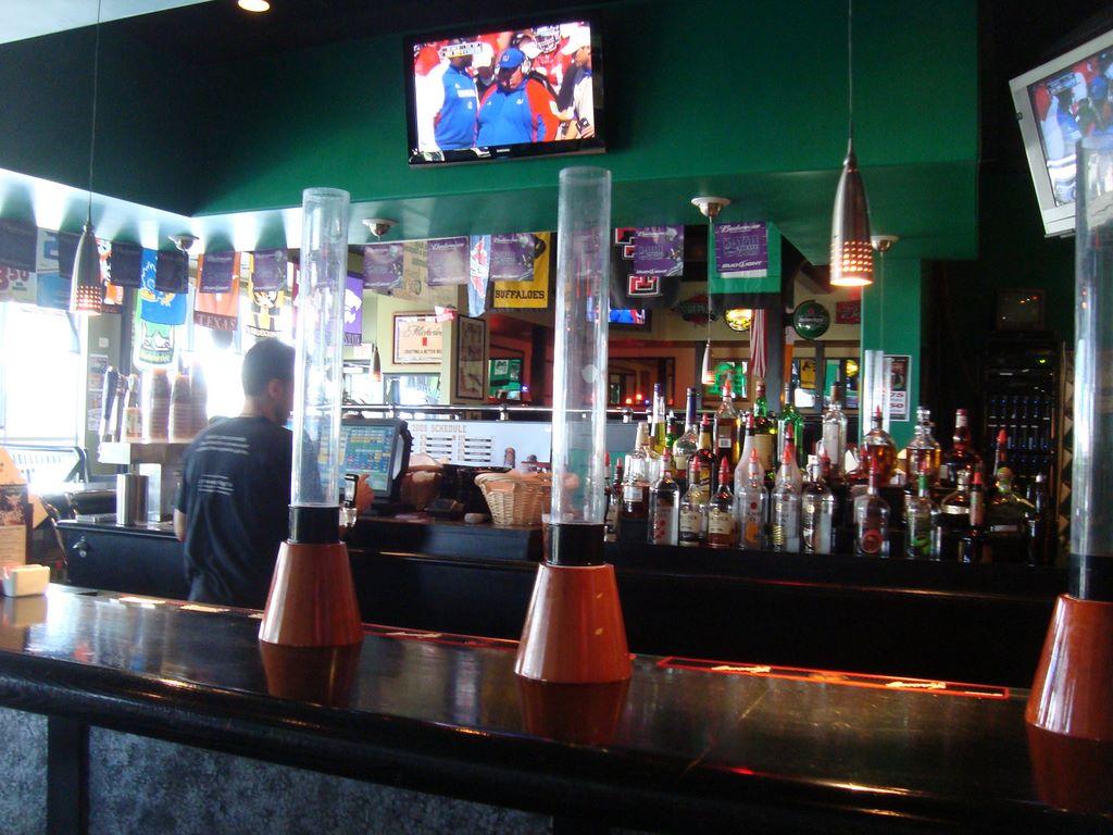 J. Murphy's bar