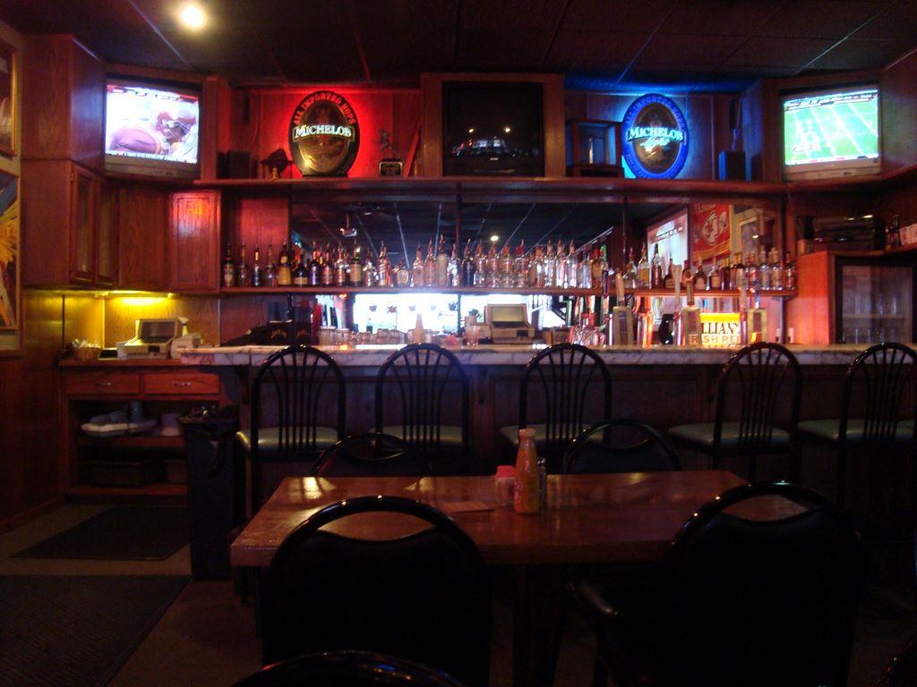 scoreboard's bar