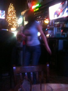 Brooksider Waitress