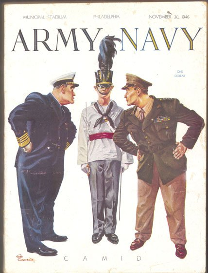 army-navy-1946-crockett