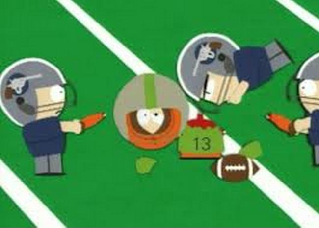 southparkkennyfootball